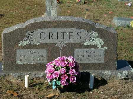 "CRITES, WALTER THOMAS ""TOMMY"" - Pope County, Arkansas 