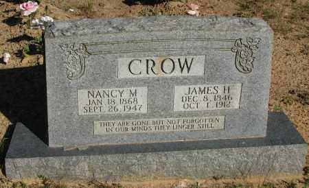 CROW, NANCY M - Pope County, Arkansas | NANCY M CROW - Arkansas Gravestone Photos