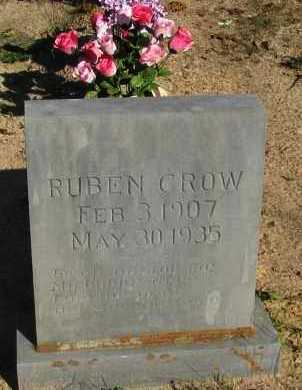 CROW, RUBEN - Pope County, Arkansas | RUBEN CROW - Arkansas Gravestone Photos