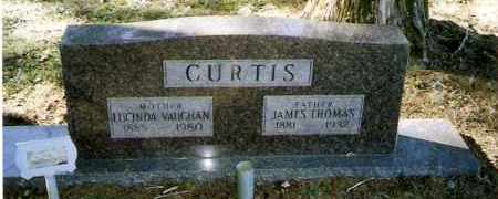 CURTIS, JAMES THOMAS - Pope County, Arkansas | JAMES THOMAS CURTIS - Arkansas Gravestone Photos