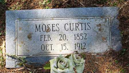 CURTIS, MOSES - Pope County, Arkansas | MOSES CURTIS - Arkansas Gravestone Photos