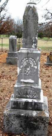 DARR, CARL - Pope County, Arkansas | CARL DARR - Arkansas Gravestone Photos