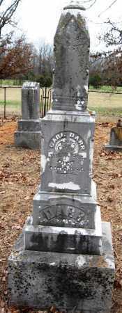 DARR, CARL - Pope County, Arkansas | CARL DARR - Arkansas Gravestone Photos