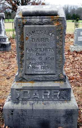 DARR, JAMES LEE - Pope County, Arkansas | JAMES LEE DARR - Arkansas Gravestone Photos