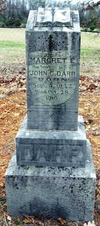 SCARLETT DARR, MARGRET - Pope County, Arkansas | MARGRET SCARLETT DARR - Arkansas Gravestone Photos
