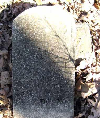 DEAN, CLARENCE - Pope County, Arkansas | CLARENCE DEAN - Arkansas Gravestone Photos