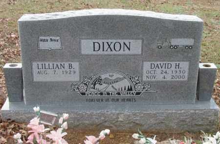 DIXON, DAVID H - Pope County, Arkansas | DAVID H DIXON - Arkansas Gravestone Photos