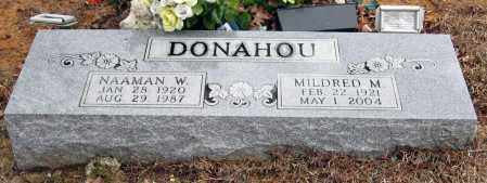 DONAHOU, NAAMAN W - Pope County, Arkansas | NAAMAN W DONAHOU - Arkansas Gravestone Photos