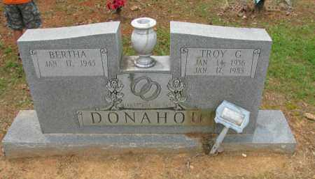DONAHOU, TROY G - Pope County, Arkansas | TROY G DONAHOU - Arkansas Gravestone Photos