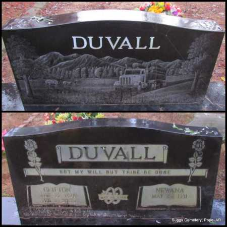 DUVALL, CLIFTON - Pope County, Arkansas | CLIFTON DUVALL - Arkansas Gravestone Photos