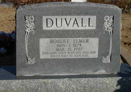 DUVALL, ROBERT ELMER - Pope County, Arkansas | ROBERT ELMER DUVALL - Arkansas Gravestone Photos