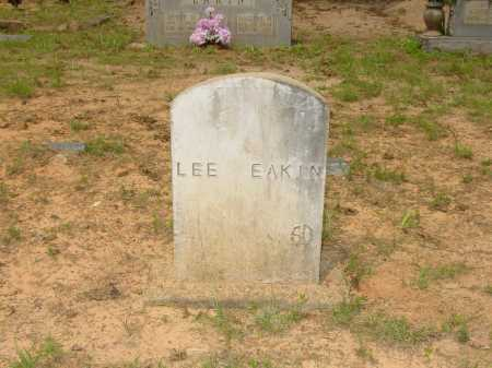 EAKIN, LEE - Pope County, Arkansas | LEE EAKIN - Arkansas Gravestone Photos