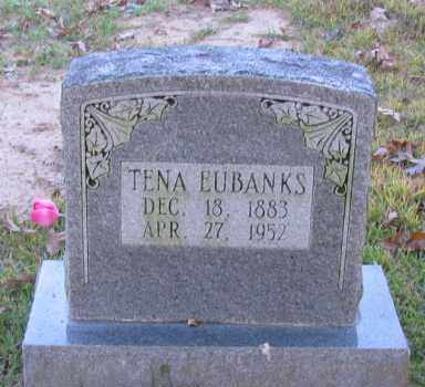 EUBANKS, TENA - Pope County, Arkansas | TENA EUBANKS - Arkansas Gravestone Photos