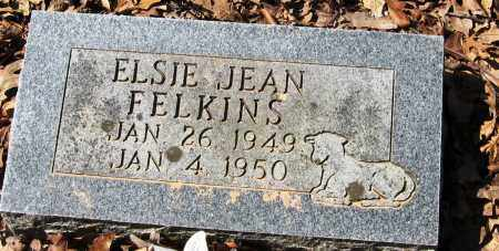 FELKINS, ELSIE JEAN - Pope County, Arkansas | ELSIE JEAN FELKINS - Arkansas Gravestone Photos
