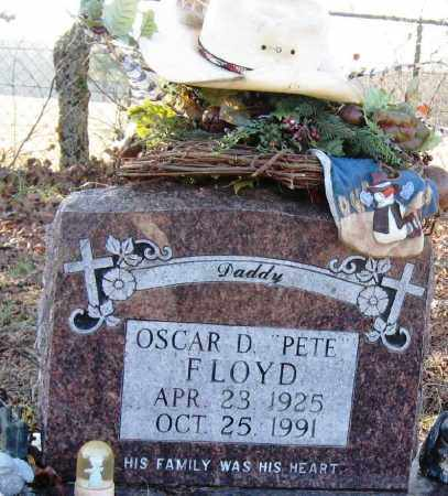 "FLOYD, OSCAR D. ""PETE"" - Pope County, Arkansas 