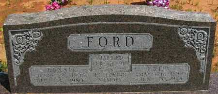 FORD, BESSIE - Pope County, Arkansas | BESSIE FORD - Arkansas Gravestone Photos