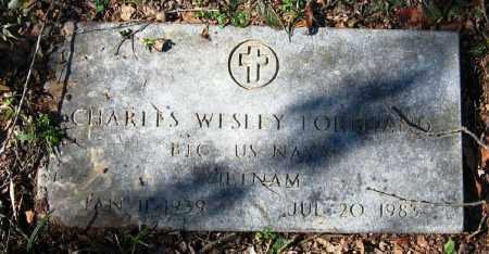 FOREHAND  (VETERAN VIET), CHARLES WESLEY - Pope County, Arkansas | CHARLES WESLEY FOREHAND  (VETERAN VIET) - Arkansas Gravestone Photos