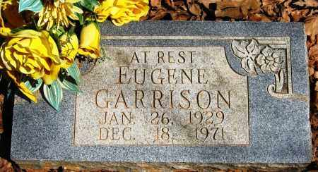 GARRISON, EUGENE - Pope County, Arkansas | EUGENE GARRISON - Arkansas Gravestone Photos