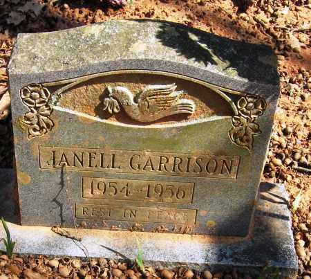 GARRISON, JANELL - Pope County, Arkansas | JANELL GARRISON - Arkansas Gravestone Photos