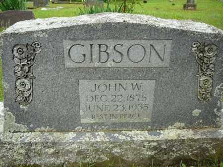 GIBSON, JOHN - Pope County, Arkansas | JOHN GIBSON - Arkansas Gravestone Photos
