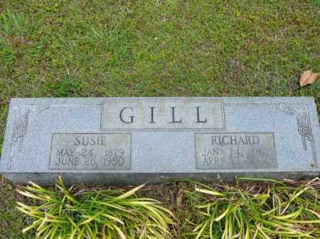 GILL, RICHARD BENJAMIN - Pope County, Arkansas | RICHARD BENJAMIN GILL - Arkansas Gravestone Photos