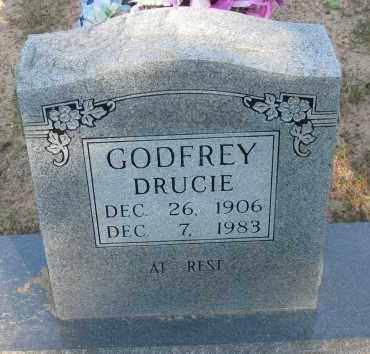 GODFREY, DRUCIE - Pope County, Arkansas | DRUCIE GODFREY - Arkansas Gravestone Photos