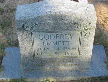 GODFREY, EMMETT - Pope County, Arkansas | EMMETT GODFREY - Arkansas Gravestone Photos