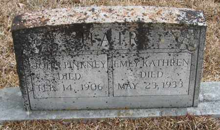 HAIR, JOHN PINKEY - Pope County, Arkansas | JOHN PINKEY HAIR - Arkansas Gravestone Photos