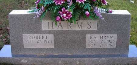 HARMS, KATHRYN - Pope County, Arkansas | KATHRYN HARMS - Arkansas Gravestone Photos