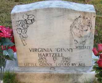 "HARTZELL, VIRGINIA ""GINNY"" - Pope County, Arkansas 