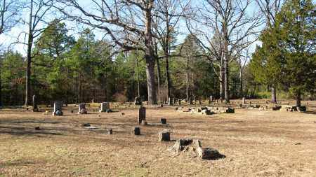 *HILLIS CEMETERY OVERVIEW 2,  - Pope County, Arkansas |  *HILLIS CEMETERY OVERVIEW 2 - Arkansas Gravestone Photos