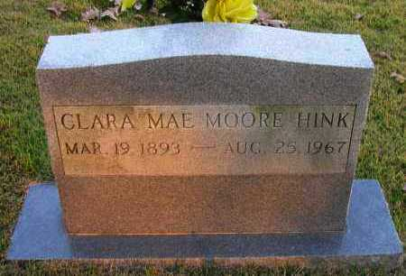 HINK, CLARA MAE - Pope County, Arkansas | CLARA MAE HINK - Arkansas Gravestone Photos