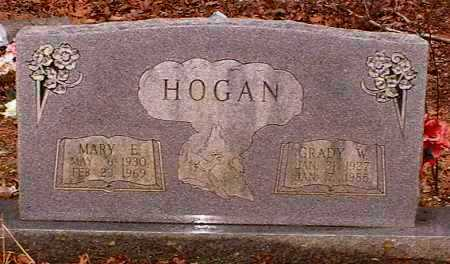 CLAYTON HOGAN, MARY ELIZABETH - Pope County, Arkansas | MARY ELIZABETH CLAYTON HOGAN - Arkansas Gravestone Photos