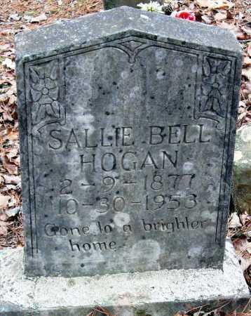 BOYD HOGAN, SALLIE BELL - Pope County, Arkansas | SALLIE BELL BOYD HOGAN - Arkansas Gravestone Photos