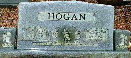 HOGAN, FLORENCE MAY - Pope County, Arkansas | FLORENCE MAY HOGAN - Arkansas Gravestone Photos