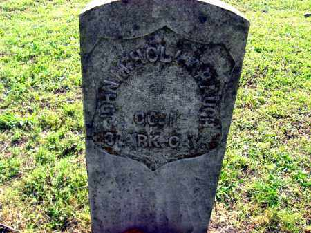 HOLLABAUGH (VETERAN UNION), JOHN M. - Pope County, Arkansas | JOHN M. HOLLABAUGH (VETERAN UNION) - Arkansas Gravestone Photos