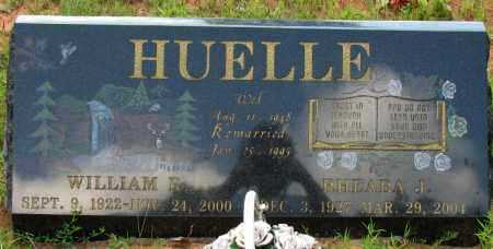 HUELLE, RHEABA J - Pope County, Arkansas | RHEABA J HUELLE - Arkansas Gravestone Photos
