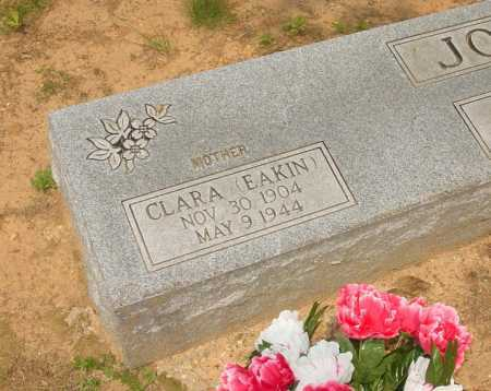 EAKIN JOBE, CLARA - Pope County, Arkansas | CLARA EAKIN JOBE - Arkansas Gravestone Photos