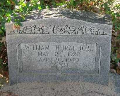 JOBE, WILLIAM THURAL - Pope County, Arkansas | WILLIAM THURAL JOBE - Arkansas Gravestone Photos