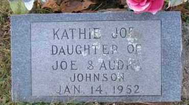 JOHNSON, KATHIE JOE - Pope County, Arkansas | KATHIE JOE JOHNSON - Arkansas Gravestone Photos