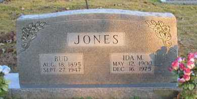 JONES, BUD - Pope County, Arkansas | BUD JONES - Arkansas Gravestone Photos