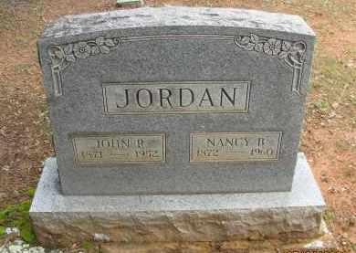JORDAN, NANCY B - Pope County, Arkansas | NANCY B JORDAN - Arkansas Gravestone Photos