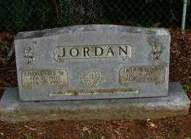 JORDAN,  SR, CHARLES LEE - Pope County, Arkansas | CHARLES LEE JORDAN,  SR - Arkansas Gravestone Photos