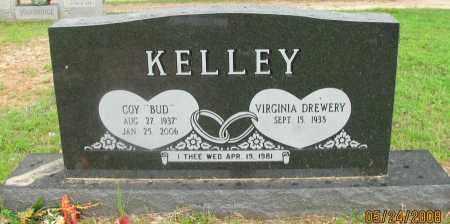 "KELLEY, COY ""BUD"" - Pope County, Arkansas | COY ""BUD"" KELLEY - Arkansas Gravestone Photos"