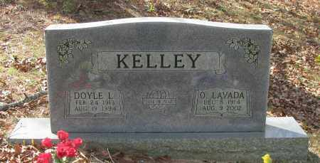KELLEY, O. LAVADA - Pope County, Arkansas | O. LAVADA KELLEY - Arkansas Gravestone Photos