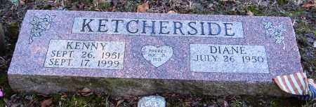 KETCHERSIDE, KENNY - Pope County, Arkansas | KENNY KETCHERSIDE - Arkansas Gravestone Photos