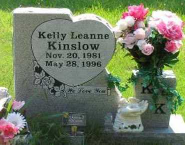 KINSLOW, KELLEY LEANNE - Pope County, Arkansas | KELLEY LEANNE KINSLOW - Arkansas Gravestone Photos