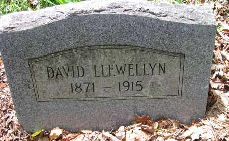 LLEWELLYN, DAVID - Pope County, Arkansas | DAVID LLEWELLYN - Arkansas Gravestone Photos