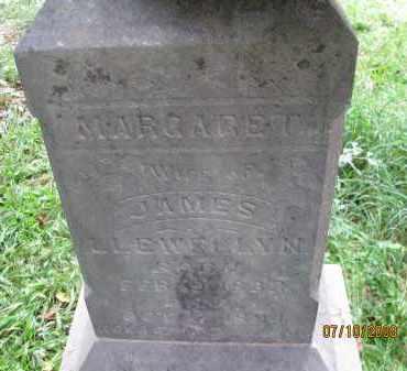 LLEWELLYN, MARGARET - Pope County, Arkansas | MARGARET LLEWELLYN - Arkansas Gravestone Photos