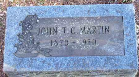 MARTIN, JOHN T  C - Pope County, Arkansas | JOHN T  C MARTIN - Arkansas Gravestone Photos